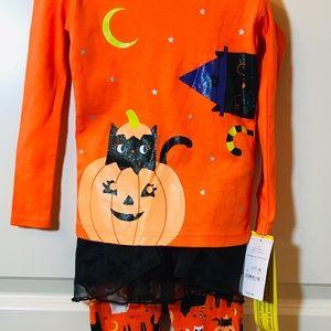 Carter's Halloween 3 piece pajama set